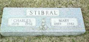 STIBRAL, MARY - Bon Homme County, South Dakota   MARY STIBRAL - South Dakota Gravestone Photos