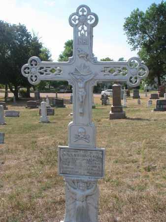 TRUNCOVA, ANNA - Bon Homme County, South Dakota | ANNA TRUNCOVA - South Dakota Gravestone Photos