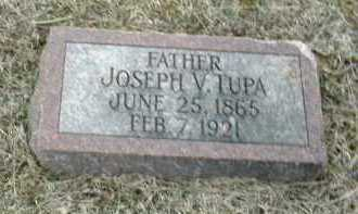 TUPA, JOSEPH - Bon Homme County, South Dakota | JOSEPH TUPA - South Dakota Gravestone Photos