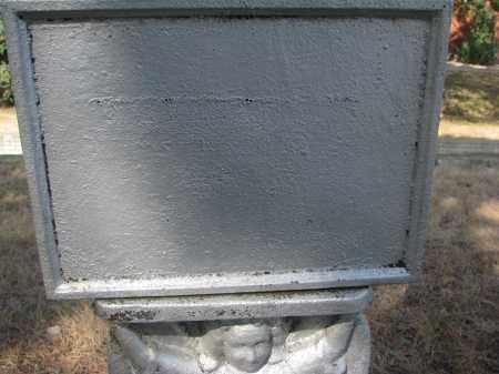 UNKNOWN CROSS, #1 CLOSEUP - Bon Homme County, South Dakota | #1 CLOSEUP UNKNOWN CROSS - South Dakota Gravestone Photos