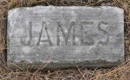 HALEY, JAMES (FOOTSTONE) - Bon Homme County, South Dakota | JAMES (FOOTSTONE) HALEY - South Dakota Gravestone Photos
