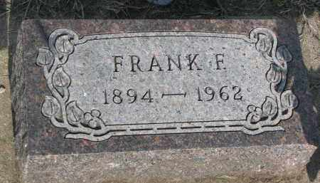 VELLEK, FRANK F. - Bon Homme County, South Dakota | FRANK F. VELLEK - South Dakota Gravestone Photos