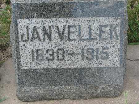 VELLEK, JAN - Bon Homme County, South Dakota | JAN VELLEK - South Dakota Gravestone Photos