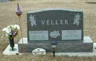 BERAN VELLEK, HATTIE - Bon Homme County, South Dakota | HATTIE BERAN VELLEK - South Dakota Gravestone Photos