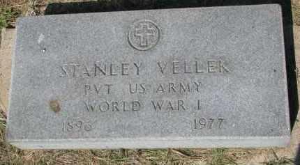 VELLEK, STANLEY (WW I) - Bon Homme County, South Dakota   STANLEY (WW I) VELLEK - South Dakota Gravestone Photos
