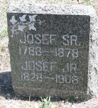 VYBORNY, JOSEF SR. - Bon Homme County, South Dakota | JOSEF SR. VYBORNY - South Dakota Gravestone Photos