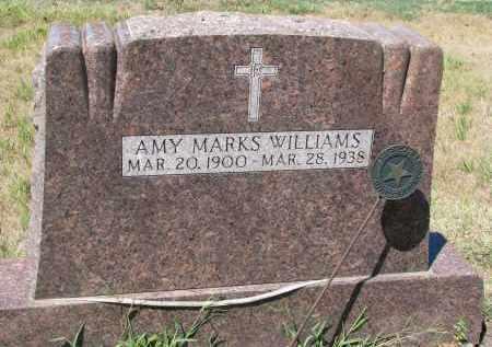 WILLIAMS, AMY - Bon Homme County, South Dakota | AMY WILLIAMS - South Dakota Gravestone Photos