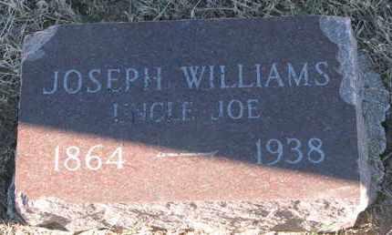 WILLIAMS, JOSEPH - Bon Homme County, South Dakota | JOSEPH WILLIAMS - South Dakota Gravestone Photos