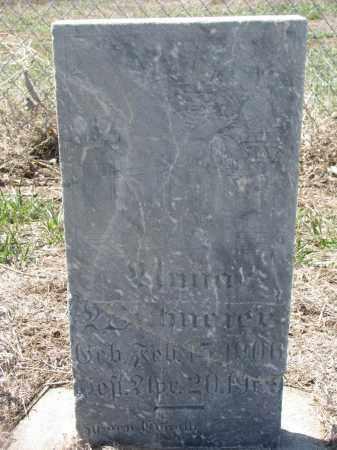 WITTMEIER, ANNA MAGDALENA - Bon Homme County, South Dakota | ANNA MAGDALENA WITTMEIER - South Dakota Gravestone Photos