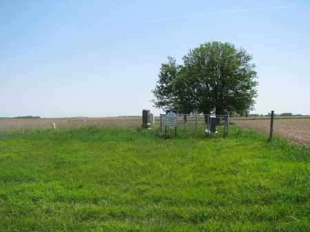 *WORMS, VIEW FROM ROAD - Bon Homme County, South Dakota   VIEW FROM ROAD *WORMS - South Dakota Gravestone Photos