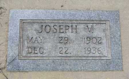 WYSUPH, JOSEPH V. - Bon Homme County, South Dakota | JOSEPH V. WYSUPH - South Dakota Gravestone Photos