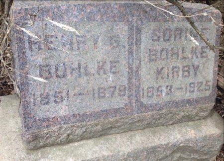 BOHLKE, HENRY G - Brookings County, South Dakota   HENRY G BOHLKE - South Dakota Gravestone Photos