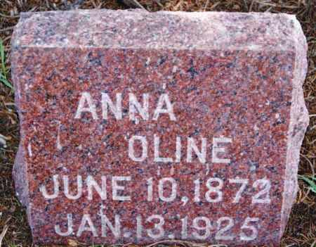 ENGLESON, ANNA OLINE - Brookings County, South Dakota   ANNA OLINE ENGLESON - South Dakota Gravestone Photos