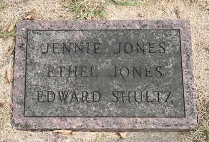 SHULTZ, EDWARD - Brookings County, South Dakota | EDWARD SHULTZ - South Dakota Gravestone Photos