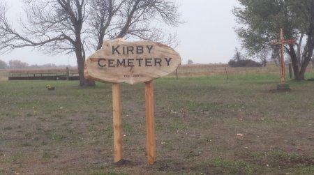 *KIRBY, CEMETERY - Brookings County, South Dakota   CEMETERY *KIRBY - South Dakota Gravestone Photos