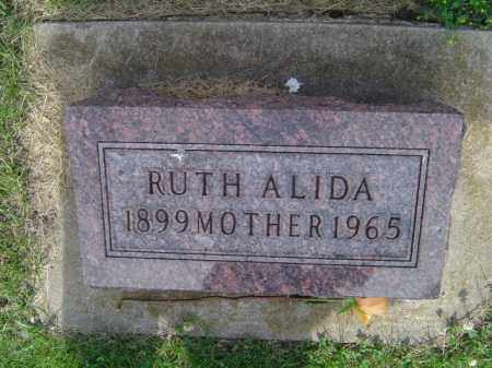 KUEHN, RUTH ALIDA - Brookings County, South Dakota   RUTH ALIDA KUEHN - South Dakota Gravestone Photos