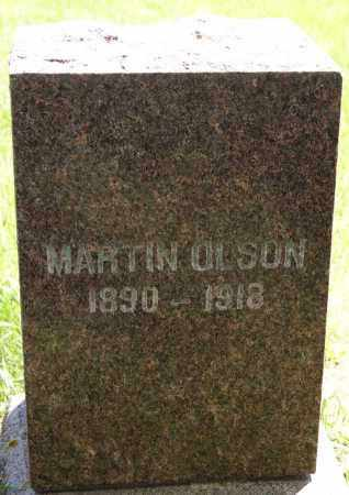 OLSON, MARTIN - Brookings County, South Dakota | MARTIN OLSON - South Dakota Gravestone Photos