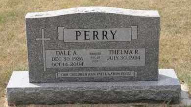 PERRY, DALE A. - Brookings County, South Dakota   DALE A. PERRY - South Dakota Gravestone Photos