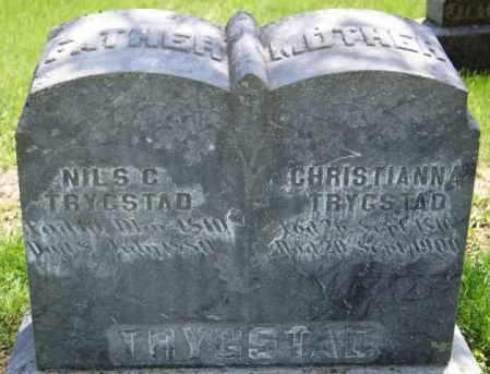 TRYGSTAD, NILS C - Brookings County, South Dakota | NILS C TRYGSTAD - South Dakota Gravestone Photos