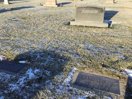 JOHNSON, KATHERINE F. - Brown County, South Dakota | KATHERINE F. JOHNSON - South Dakota Gravestone Photos