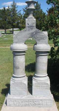 GOMERSALL, BENJAMIN - Brule County, South Dakota   BENJAMIN GOMERSALL - South Dakota Gravestone Photos