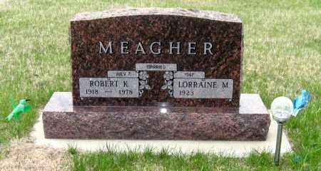 MEAGHER, LORRAINE M. - Brule County, South Dakota | LORRAINE M. MEAGHER - South Dakota Gravestone Photos