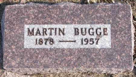 BUGGE, MARTIN - Charles Mix County, South Dakota   MARTIN BUGGE - South Dakota Gravestone Photos