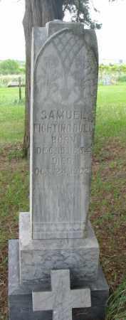 FIGHTINGBULL, SAMUEL - Charles Mix County, South Dakota | SAMUEL FIGHTINGBULL - South Dakota Gravestone Photos