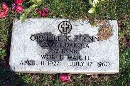 FLYNN, ORVILLE - Charles Mix County, South Dakota   ORVILLE FLYNN - South Dakota Gravestone Photos