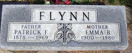 FLYNN, EMMA - Charles Mix County, South Dakota | EMMA FLYNN - South Dakota Gravestone Photos