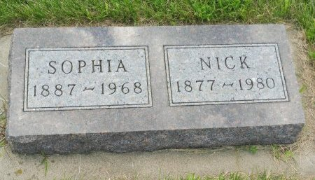 GUKEISEN, NICKLAS - Charles Mix County, South Dakota   NICKLAS GUKEISEN - South Dakota Gravestone Photos