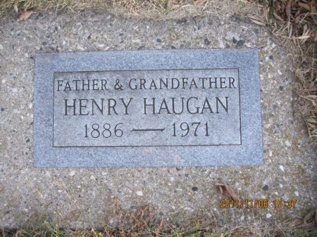 HAUGAN, HENRY - Charles Mix County, South Dakota | HENRY HAUGAN - South Dakota Gravestone Photos
