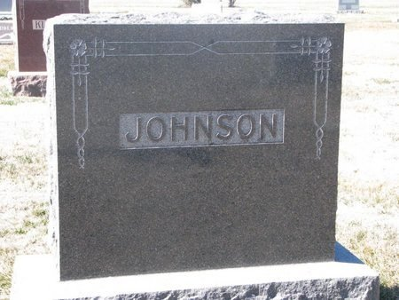 JOHNSON, *FAMILY MONUMENT - Charles Mix County, South Dakota | *FAMILY MONUMENT JOHNSON - South Dakota Gravestone Photos