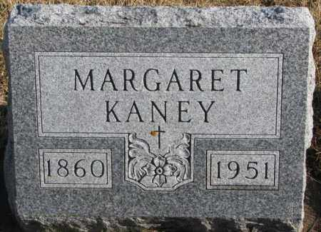 KANEY, MARGARET - Charles Mix County, South Dakota | MARGARET KANEY - South Dakota Gravestone Photos