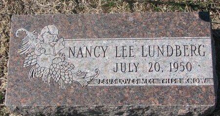 LUNDBERG, NANCY LEE - Charles Mix County, South Dakota | NANCY LEE LUNDBERG - South Dakota Gravestone Photos