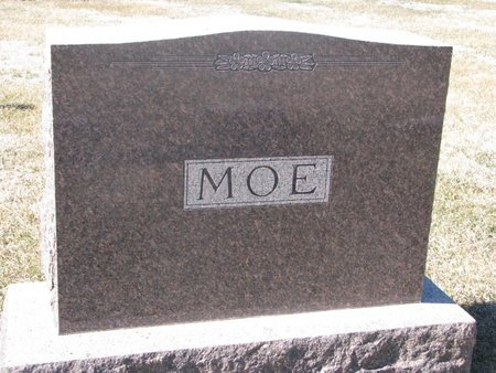 MOE, *FAMILY MONUMENT - Charles Mix County, South Dakota | *FAMILY MONUMENT MOE - South Dakota Gravestone Photos