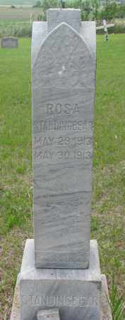 STANDINGBEAR, ROSA - Charles Mix County, South Dakota   ROSA STANDINGBEAR - South Dakota Gravestone Photos