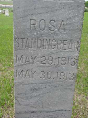 STANDINGBEAR, ROSA (CLOSEUP) - Charles Mix County, South Dakota | ROSA (CLOSEUP) STANDINGBEAR - South Dakota Gravestone Photos