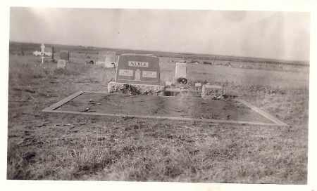 WEBER, ROSE - Charles Mix County, South Dakota | ROSE WEBER - South Dakota Gravestone Photos