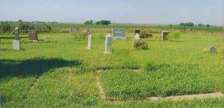 *ZION BAPTIST, VIEW 2 - Charles Mix County, South Dakota   VIEW 2 *ZION BAPTIST - South Dakota Gravestone Photos