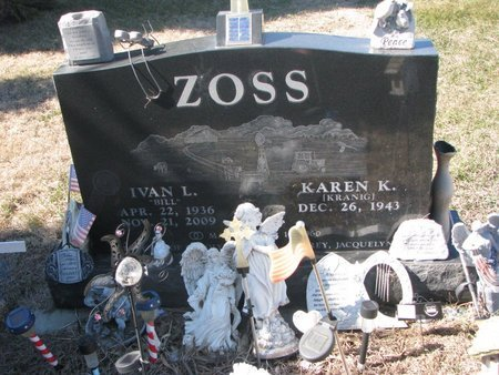 "ZOSS, IVAN LEE ""BILL"" - Charles Mix County, South Dakota 