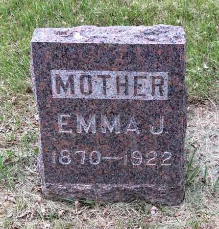 ACKER, EMMA J. - Clark County, South Dakota | EMMA J. ACKER - South Dakota Gravestone Photos