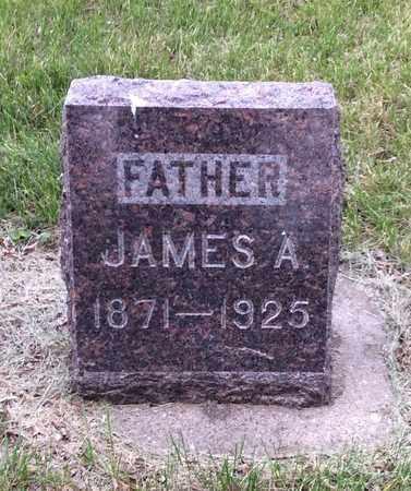 ACKER, JAMES A. - Clark County, South Dakota | JAMES A. ACKER - South Dakota Gravestone Photos