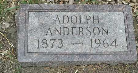 ANDERSON, ADOLPH - Clark County, South Dakota | ADOLPH ANDERSON - South Dakota Gravestone Photos