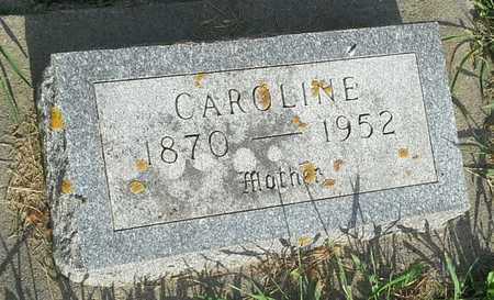 ANDERSON, CAROLINE - Clark County, South Dakota | CAROLINE ANDERSON - South Dakota Gravestone Photos