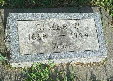 ANDERSON, ELMER  W - Clark County, South Dakota | ELMER  W ANDERSON - South Dakota Gravestone Photos