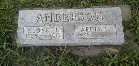 ANDERSON, ARDIS L - Clark County, South Dakota | ARDIS L ANDERSON - South Dakota Gravestone Photos