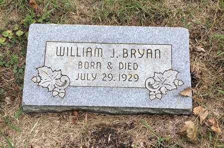 BRYAN, WILLIAM J. - Clark County, South Dakota   WILLIAM J. BRYAN - South Dakota Gravestone Photos