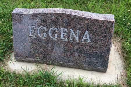 EGGENA, FAMILY STONE - Clark County, South Dakota | FAMILY STONE EGGENA - South Dakota Gravestone Photos