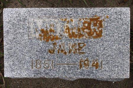 JOHNSON, JANE KEERS - Clark County, South Dakota | JANE KEERS JOHNSON - South Dakota Gravestone Photos